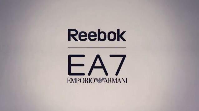 reebok + armani - ea7