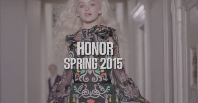 honor - spring 2015