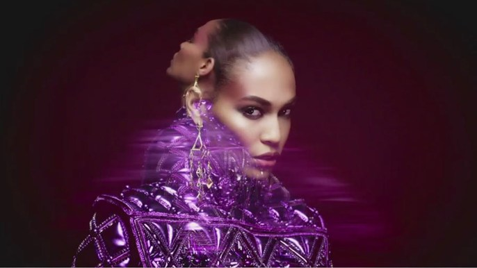 nowness with joan smalls