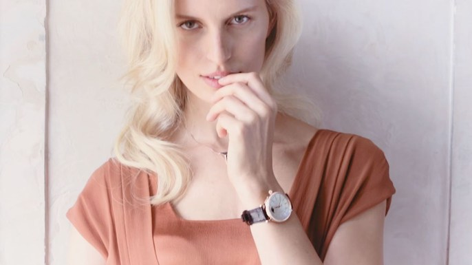 Vogue & IWC Watches with Karolina Kurkova