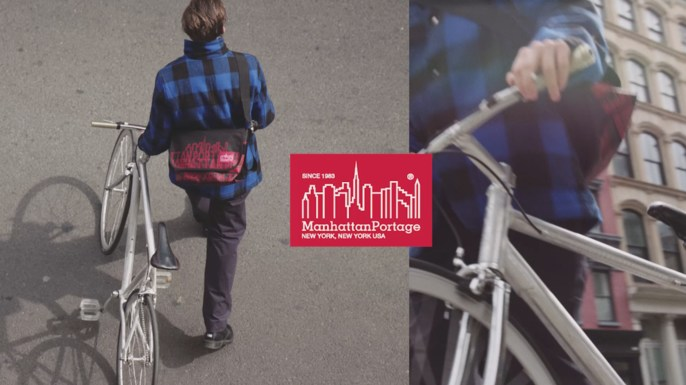 Manhattan Portage Red Campaign