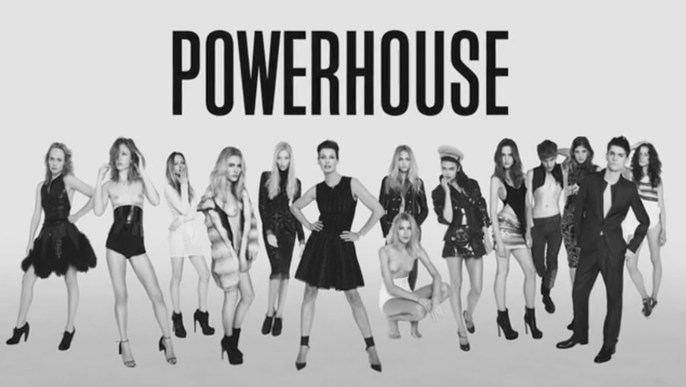 v magazine | powerhouse