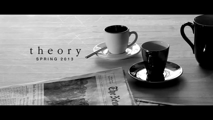 theory spring campaign