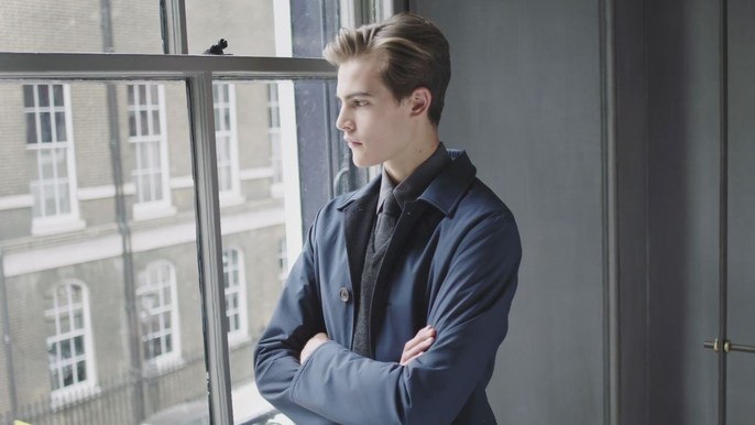 Gieves & Hawkes Campaign