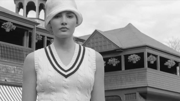 Ralph Lauren Wimbledon Campaign