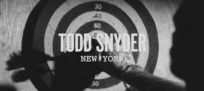 Todd Snyder Campaign