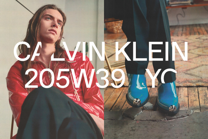 CALVINKLEIN205W39NYC