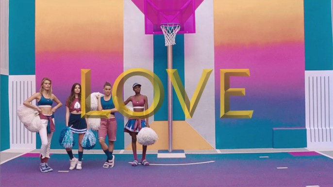 LOVE MAGAZINE — New Team