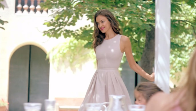 Avon — Kiss with Irina Shayk