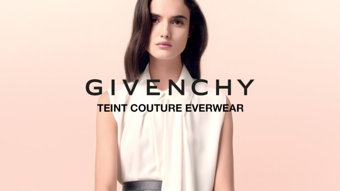 Givenchy — Everwear Campaign
