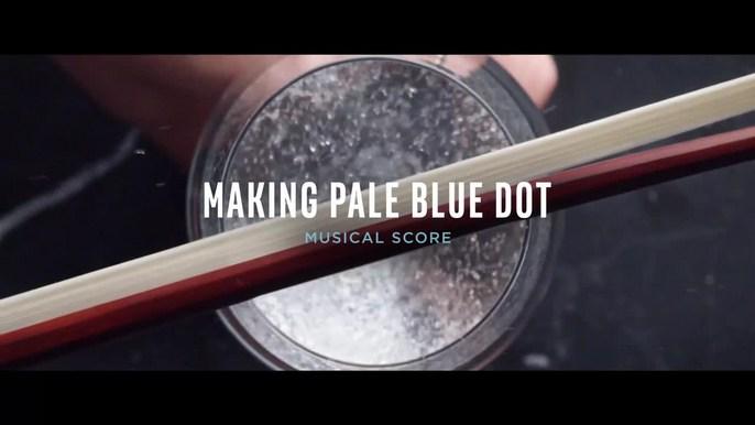 Intel — Pale Blue Dot Musical Score
