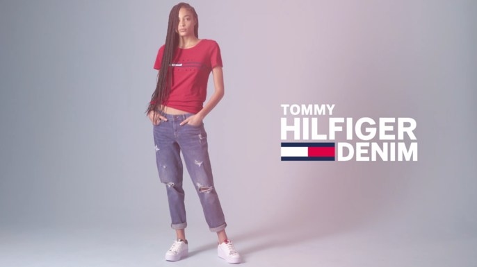 Tommy Hilfiger Denim with Brionka