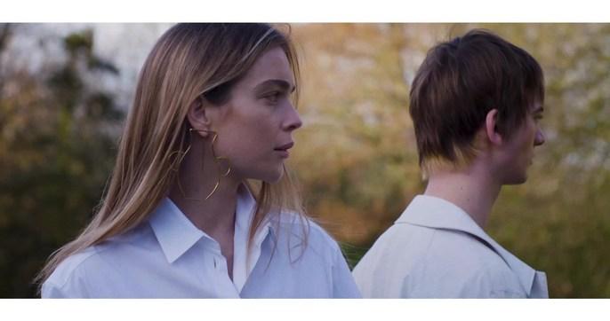 Marie Claire Italia starring Kim Noorda + Bartolomé Chapel