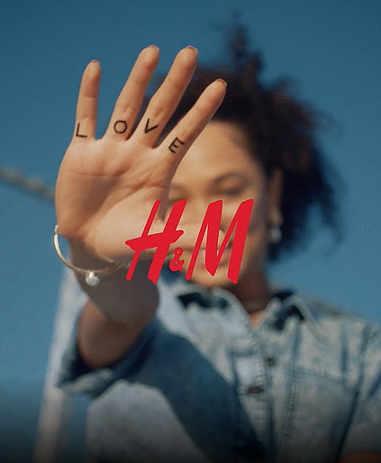 H&M – Divided – LOVE CAMPAIGN