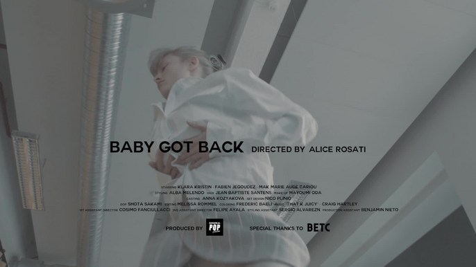 Baby Got Back – Directed by Alice Rosati