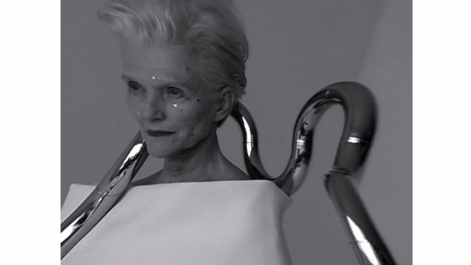 Vogue Portugal with Maye Musk